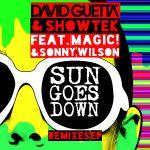 Фото David Guetta - Sun Goes Down ( Remix)