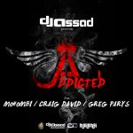 Фото Mohombi - Addicted (feat. Craig David & Greg Parys)