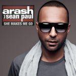Фото Sean Paul - She Makes Me Go (feat. Arash)