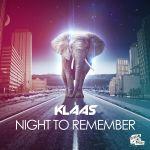 Фото Klaas - Night To Remember (Remix)
