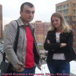 Фото Сергей Клушин и Екатерина Эбель - Как жаль (zaycev.fm)