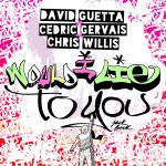 Фото David Guetta - Would I Lie To You (feat.Cedric Gervais)