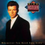 Фото Rick Astley - Never Gonna Give You Up