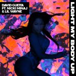 Фото David Guetta - Light My Body Up (Feat. Nicki Minaj & Lil Wayne)