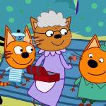 Фото Три кота - Бабушки