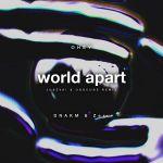 Фото OHEY feat. DNAKM & Zeru - World Apart (JUSEVA! & Oddcube Remix)