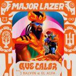 Фото Major Lazer - Que Calor (feat. J Balvin & El Alfa)