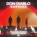 Фото Don Diablo - Survive (TRU Concept Remix) ( feat. Emeli Sand & Gucci Mane)