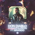 Фото Don Diablo - Congratulations (feat. Brando)