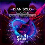 Фото Dian Solo - Cocaine (DJ Vartan & Techcrasher Radio Edit)