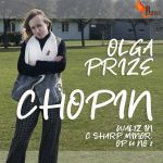 Фото OLGA PRIZE - Chopin Waltz in C Sharp Minor, Op 64 No 2