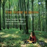 Фото Anne-Sophie Mutter - Concerto No. 4 in F minor (L'inverno/ Winter) RV297 (Op. 8 No. 4)