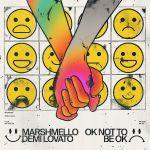 Фото Marshmello - OK Not To Be OK (feat. Demi Lovato)