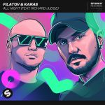 Фото Filatov & Karas - All Night (feat. Richard Judge)